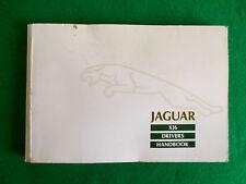 83 84 85 86 87 88 89  Jaguar XJ6 Owners Manual Drivers Handbook Near New N14A