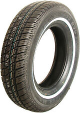 "15"" WHITEWALL 225 75 15 MAXXIS MA-1 TYRE.  OLD SCHOOL LOOK 225/75R15 MAXXIS MA-1"