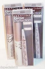 3 PRESTIGE Brow Perfection Revitalizing Brow Gel & Precision Tweezer BG-01 CLEAR