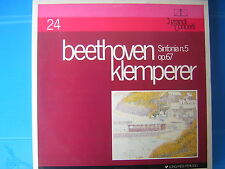 LP BEETHOVEN OTTO KLEMPERER SINFONIA N° 5 OP.67 NUOVISSIMO