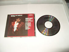 NATALE DE CAROLIS -BASS BARITONE-MOZART -12 TRACK EARLY PRESS CD-1992 Nr Mint