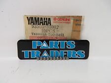 "NOS Yamaha Oil Pump Ball Bearing Set Of 10 5/32"" YG1 YDS3 YA6 YM1 YL1 DT1"