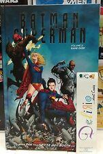 BATMAN/SUPERMAN VOL.2 GAME OVER  Ed.LION SCONTO 10%