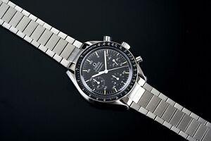 Bracelet Fits Omega Speedmaster REDUCED 18mm HOLZER, 1035 FLAT LINK, 1171