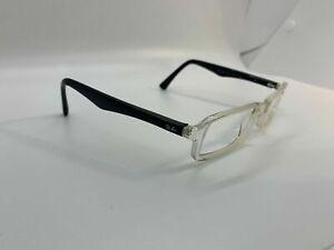 Ray Ban Designer Glasses Frames  RB5211 2161 52mm 16mm 140mm Clear And Black