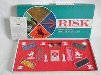 Vintage 1968 Risk Board Game by Parker Brothers