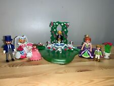 Playmobil Fairy Tale / Victorian Wedding Playset / Diorama / EUC