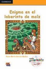 Enigma en el Laberinto de Maíz by Rosa María García Muñoz (2014, CD / Paperback)