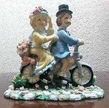 "IVY & INNOCENCE ""VIOLET & ED PETERS"" BICYCLE FOR 2 #05002  1997 REG. # 1A/4659"