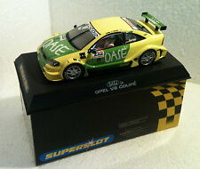 qq H 2410 SUPERSLOT OPEL V8 COUPE OASE DTM No11 BARTELS  - Scalextric UK -