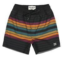 Billabong Spinner Laybacks Elastic Beach Board Shorts. Size 32. NWOT, RRP $59.99