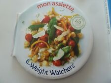 Mon Assiette Weight Watchers Weight Watchers