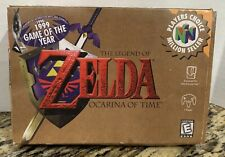 The Legend of Zelda Ocarina of Time - Nintendo 64 - N64 - Authentic - Box Only!
