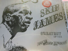 Skip James ‎– Greatest Of The Delta Blues Singers  Sutro Park‎–SP 1019 2012 NEW