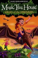 Magic Tree House 1: Valley of the Dinosaurs,Mary Pope Osborne