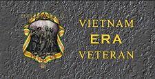 Vietnam Era Veteran  License Plate -LP348