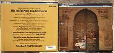 MOZART - Die Entführung aus dem Serail - N. Harnoncourt - COFANETTO 3 CD n.0392