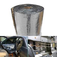 UK Stock 10mm Sound Deadener Car Heat Shield Insulation Deadening Material Mat