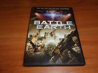 Battle Earth (DVD, Widescreen 2013)