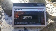 Sony Walkman WM-F10 II new belt cassette works