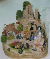 Lilliput Lane Where Peaceful Waters Flow L2614 complete with Deeds