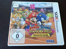 Nintendo 3DS Mario & Sonic bei den Olympischen Spielen London 2012, wie neu
