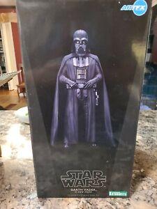 Star Wars Darth Vader ANH statue/figure-Kotobukiya-Sith Lord-ArtFX 1/7 scale NIB