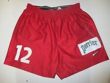 Short MONTPELLIER porté n°12 NIKE vintage football collection PERRIER L