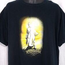 Jet Li Mens T Shirt Kung Fu Forbidden Kingdom 2008 Movie Chinese Martial Arts XL