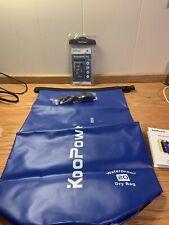 New listing Koopower Waterproof Dry Bag With Waterproof Cell Phone Bag