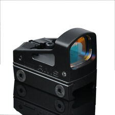 RMS 3.25 MOA Red Dot Reflex Scope Sight Vented Mount & Spacers Hunting Airsoft