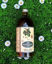 Savon liquide de Marseille Marius Fabre 1l - parfum Rose