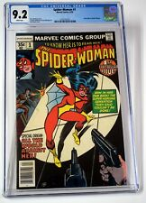 Spider-Woman   #1 Graded 9.2 by CGC KEY Origin of Spider-Woman & New Costume!!!