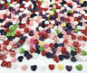 Mixed Colors Various shapes Resin Buttons 2 holes sewing scrapbooking crafts