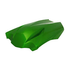 Vert selle arriere siège couverture passager for 2010-2013 KAWASAKI Z1000 ZR1000
