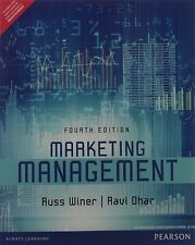 Marketing Management by Russ Winer, Winer and Ravi Dhar
