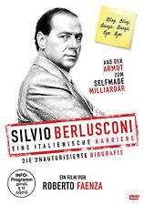 Silvio Berlusconi - Eine italienische Karriere (Silvio Forever - Biografie) DVD