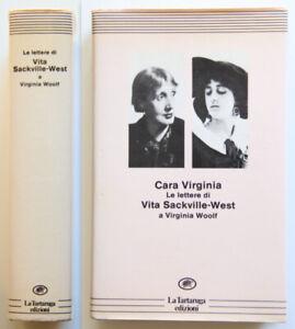 Cara Virginia Le lettere di Vita Sackville West a Virginia Woolf La Tartaruga 1a
