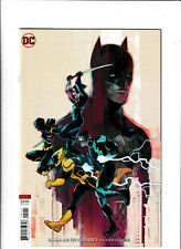 Batman and the Outsiders #2 NM- 9.2 Cover B DC Comics Katana Black Lightning