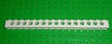 LEGO TECHNIC oldGray Brick 1 x 16 ref 2465 / Set 6991 10030 4557 6081 4556 6979