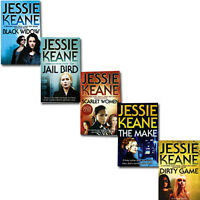 Jessie Keane Fiction Collection 5 Book Set Paperback English