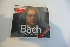 BACH THE ESSENTIALS 2CD NEUF EMBALLE. HARMONIA MUNDI 2CD NEW SEALED COPY.