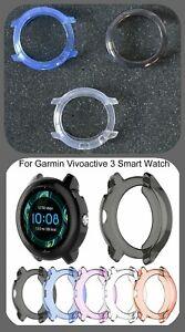 Garmin Vivoactive 3 Music Watch Body Protective Skin Case protector gel cover UK