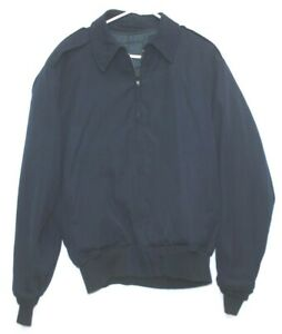 DSCP Wings Collection Mens Blue Lightweight Jacket W/Removable Liner 48 L