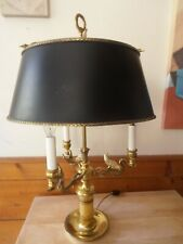 New listing Classic and Magnificently Detailed European Bouillotte Table Lamp