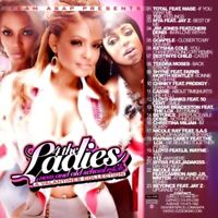 4 The Ladies - New And Old School R&B Mixtape CD