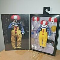 """NECA (1990 IT THE MOVIE) ULTIMATE PENNYWISE 7"""" SCALE ACTION FIGURE (VERSION 2)"""