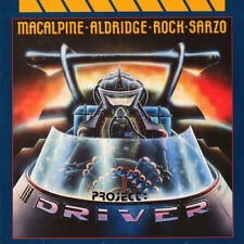 Tony MacAlpine, Tommy Aldridge, Rob Rock & Rudy Sarzo : Project: Driver CD