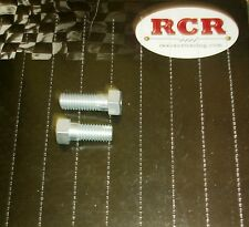 BSA BANTAM D14 SWINGING ARM PIN BOLTS UNC THREAD- ONE PAIR- JUST ARRIVED! --A306