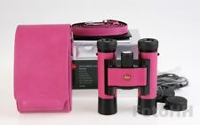 LEICA ULTRAVID 10 X 25 COLORLINE CHERRY PINK (LEICA NUMBER 40636) BRAND NEW!!